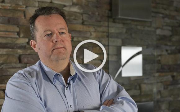 A photo of Bryce Conrad, CEO of Hydro Ottawa.
