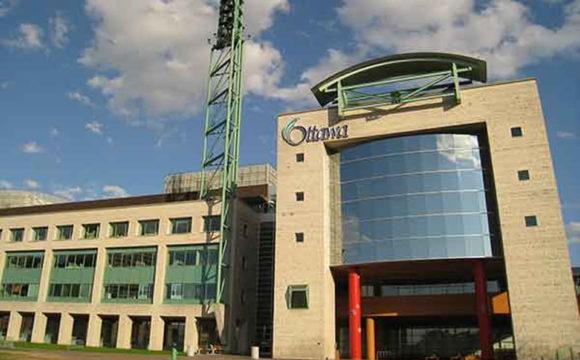 A photo of Ottawa City Hall
