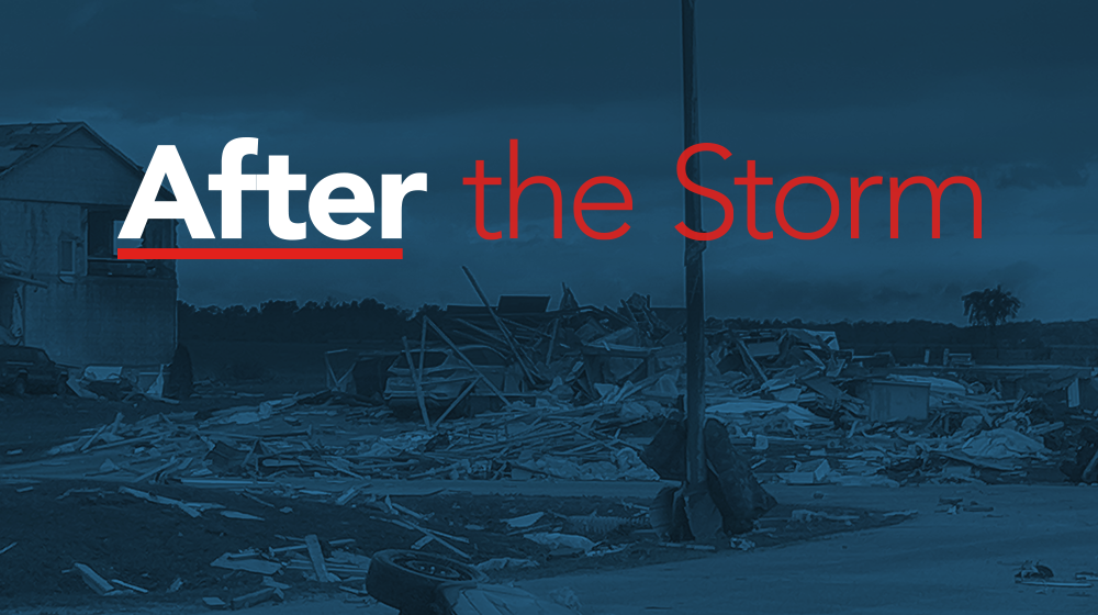 Joining together in the aftermath of the storm Thumb-EN