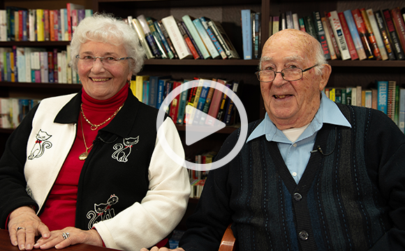 Bill and Barbara_Good Companions_Playbutton thumb