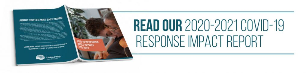 Read our 2020-2021 COVID-19 Response Impact Report