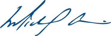 The signature of Michael Allen.