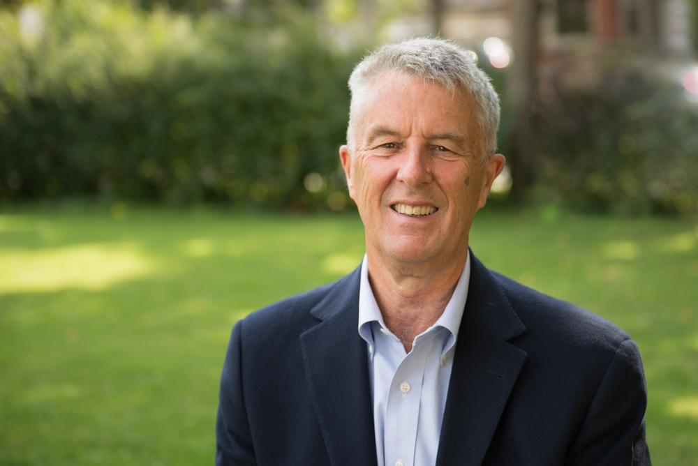 A photo of Dr. Robert Cushman